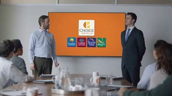 Choice Hotels TV Spot, 'Glow Campaign' - Thumbnail 7