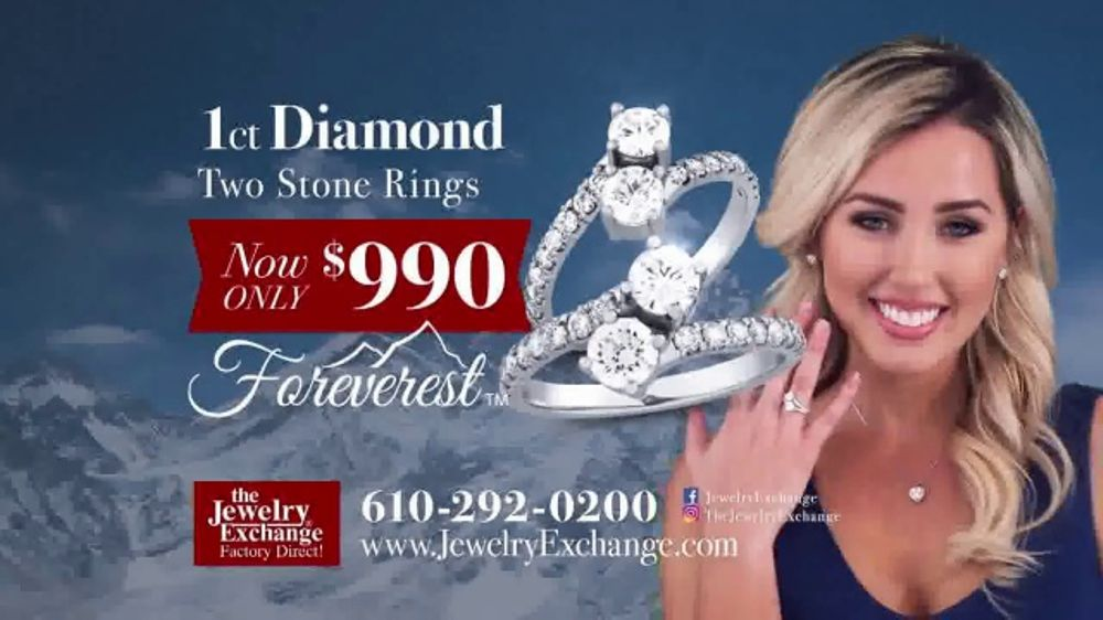 Jewelry Exchange Tv Commercial Anniversary Bands Ispot Tv