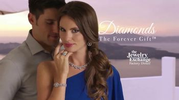Jewelry Exchange TV Spot, 'Anniversary Bands' - Thumbnail 1