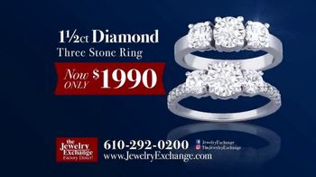 Jewelry Exchange TV Spot, 'Anniversary Bands' - Thumbnail 4