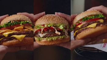 Red Robin Tavern Double Burgers TV Spot, 'Let's Burger Taco Tavern Double'