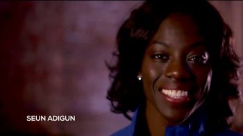VISA TV Spot, 'Resetting Finish Lines' Featuring Seun Adigun - 3 commercial airings
