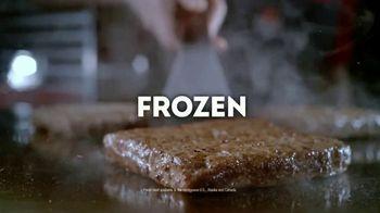Wendy's Smoky Mushroom Bacon Cheeseburger TV Spot, 'Eat the Dream'