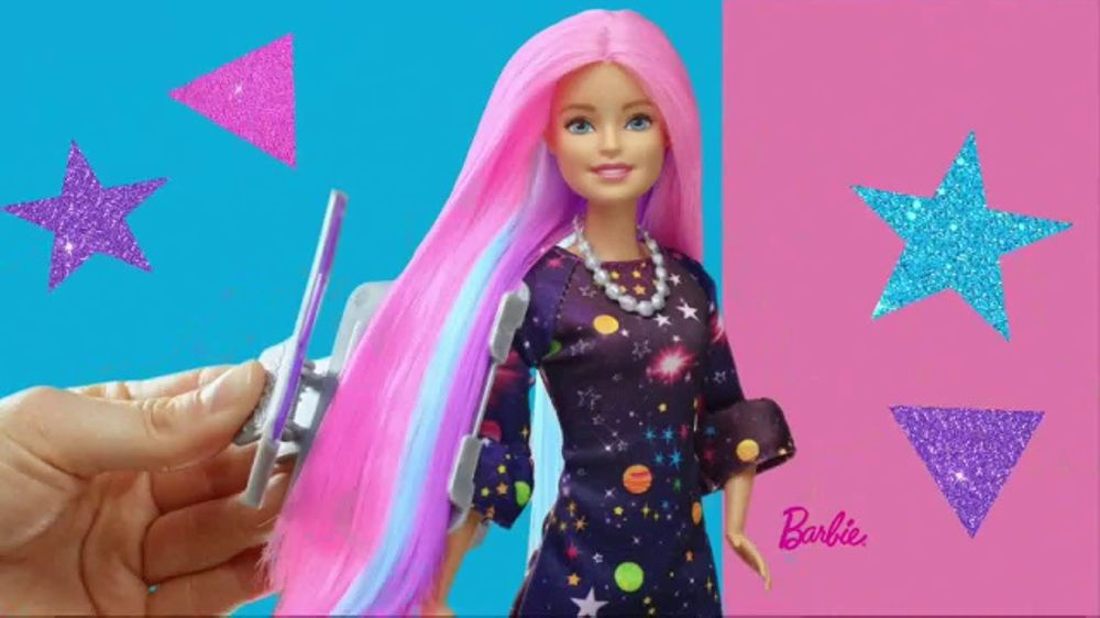 Barbie Color Surprise Tv Commercial Watch The Magic