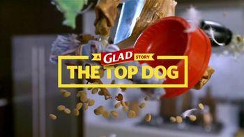 Glad ForceFlex Plus TV Spot, 'Top Dog' - Thumbnail 1