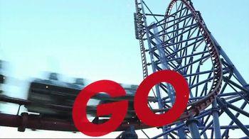 Six Flags Over Texas Combo Pass Sale TV Spot, 'Open Weekends' - Thumbnail 10