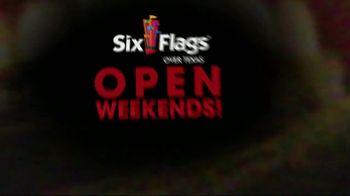 Six Flags Over Texas Combo Pass Sale TV Spot, 'Open Weekends' - Thumbnail 2