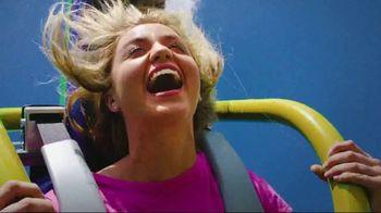 Six Flags Over Texas Combo Pass Sale TV Spot, 'Open Weekends' - Thumbnail 3