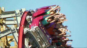 Six Flags Over Texas Combo Pass Sale TV Spot, 'Open Weekends' - Thumbnail 4