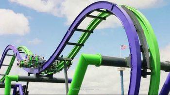 Six Flags Over Texas Combo Pass Sale TV Spot, 'Open Weekends' - Thumbnail 5