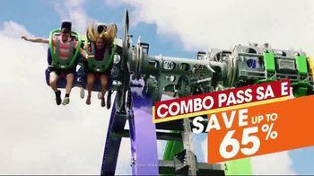 Six Flags Over Texas Combo Pass Sale TV Spot, 'Open Weekends' - Thumbnail 7