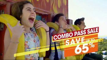Six Flags Over Texas Combo Pass Sale TV Spot, 'Open Weekends' - Thumbnail 8
