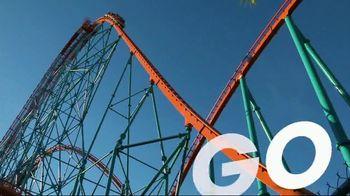 Six Flags Over Texas Combo Pass Sale TV Spot, 'Open Weekends' - Thumbnail 9