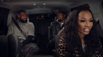 Uber TV Spot, 'Rolling With the Champion' Feat. LeBron James, Kevin Durant - 123 commercial airings