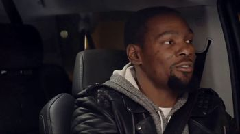 Uber TV Spot, 'Rolling With the Champion' Feat. LeBron James, Kevin Durant - Thumbnail 6