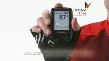 Abbott FreeStyle Libre TV Spot, 'No More Fingersticks' - Thumbnail 7