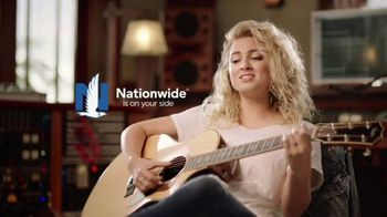 Nationwide Insurance TV Spot, 'Your Babies' Futures' Featuring Tori Kelly - Thumbnail 10