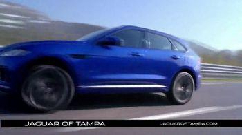 Jaguar The Impeccable Timing Sales Event TV Spot, 'Elevated: 2018 F-PACE' [T2] - Thumbnail 6