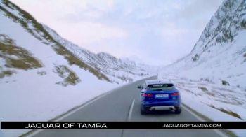 Jaguar The Impeccable Timing Sales Event TV Spot, 'Elevated: 2018 F-PACE' [T2] - Thumbnail 7