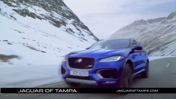 Jaguar The Impeccable Timing Sales Event TV Spot, 'Elevated: 2018 F-PACE' [T2] - Thumbnail 8