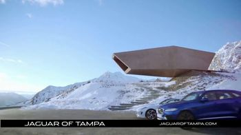 Jaguar The Impeccable Timing Sales Event TV Spot, 'Elevated: 2018 F-PACE' [T2] - Thumbnail 9