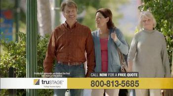 TruStage Insurance Agency TV Spot, 'Guaranteed Acceptance' - Thumbnail 4