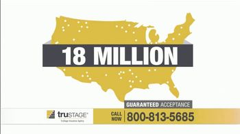 TruStage Insurance Agency TV Spot, 'Guaranteed Acceptance' - Thumbnail 7