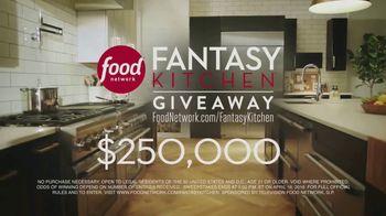 Food Network Fantasy Kitchen Giveaway TV Spot, 'Win $25,000' - Thumbnail 8