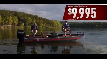 Bass Pro Shops TV Spot, 'Tracker Boat Surprise' Featuring Bill Dance - Thumbnail 9
