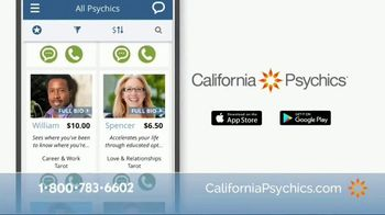 California Psychics TV Spot, 'Answers in Real Time' - Thumbnail 5