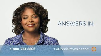 California Psychics TV Spot, 'Answers in Real Time' - Thumbnail 8