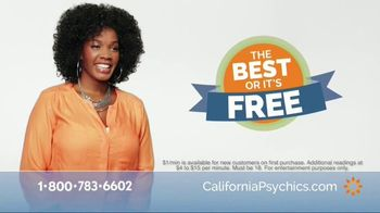 California Psychics TV Spot, 'Answers in Real Time' - Thumbnail 9