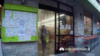 CNBC Make It TV Spot, 'Cash Diet Challenge' Featuring Kathleen Elkins - Thumbnail 1