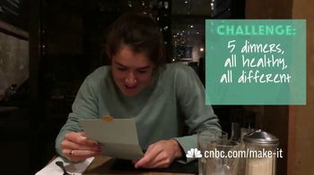 CNBC Make It TV Spot, 'Cash Diet Challenge' Featuring Kathleen Elkins - Thumbnail 4