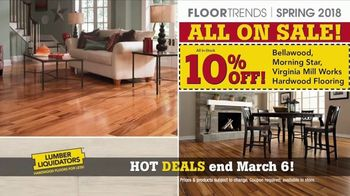 Lumber Liquidators Best Sellers Flooring Sale TV Spot, 'Spring Flooring' - Thumbnail 4
