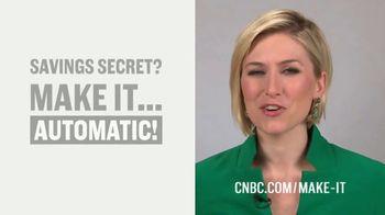 CNBC TV Spot, 'Secret to Saving' Featuring Morgan Brennan - Thumbnail 3