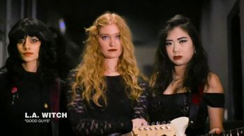 Guitar Center TV Spot, 'L.A. Witch' - 5 commercial airings