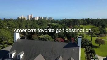 Myrtle Beach Golf Trips TV Spot, 'Make Memories' - Thumbnail 3