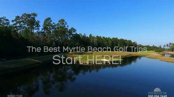 Myrtle Beach Golf Trips TV Spot, 'Make Memories' - Thumbnail 8