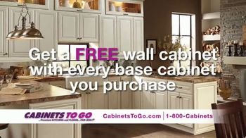 Cabinets To Go TV Spot, 'February Buy One Get One' Featuring Ty Pennington - Thumbnail 7