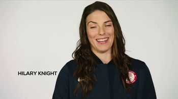 XFINITY X1 Voice Remote TV Spot, 'Hockey' Featuring Hilary Knight - Thumbnail 4