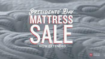 Value City Furniture Presidents' Day Mattress Sale TV Spot, 'Plush' - Thumbnail 1