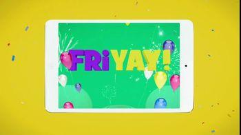 Disney Junior App TV Spot, 'FRiYAY!: Super Summer Arcade'
