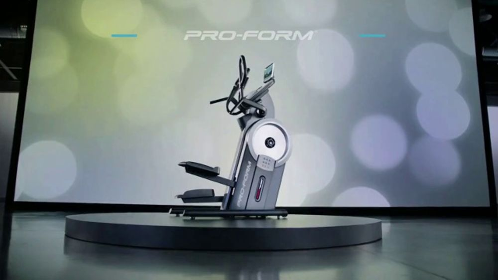 Proform Cardio Hit Trainer Tv Commercial High Intensity