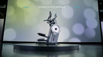 ProForm Cardio Hit Trainer TV Spot, 'High-Intensity Workout At Home' - Thumbnail 1