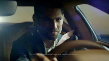 Lexus Hybrid TV Spot, 'Current' [T1] - Thumbnail 7