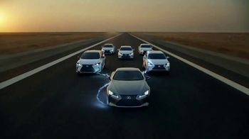 Lexus Hybrid TV Spot, 'Current' [T1] - 1113 commercial airings