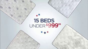 Mattress Firm Fourth of July Sale TV Spot, 'Love Your Mattress Guaranteed!' - Thumbnail 5