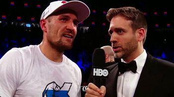 World Boxing Organization TV Spot, 'Ward vs. Kovalev 2: The Rematch' - 21 commercial airings