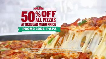 Papa John's TV Spot, 'Things We Love Cutting' - Thumbnail 8